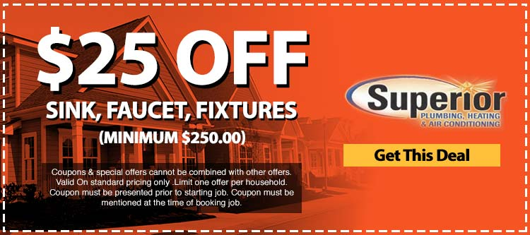 discount on sink facuet fixtures